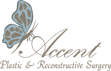 Accent Plastic Surgery Logo